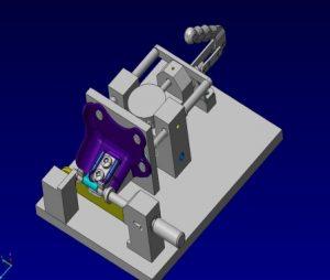 Custom Fixture Design/Manufacture