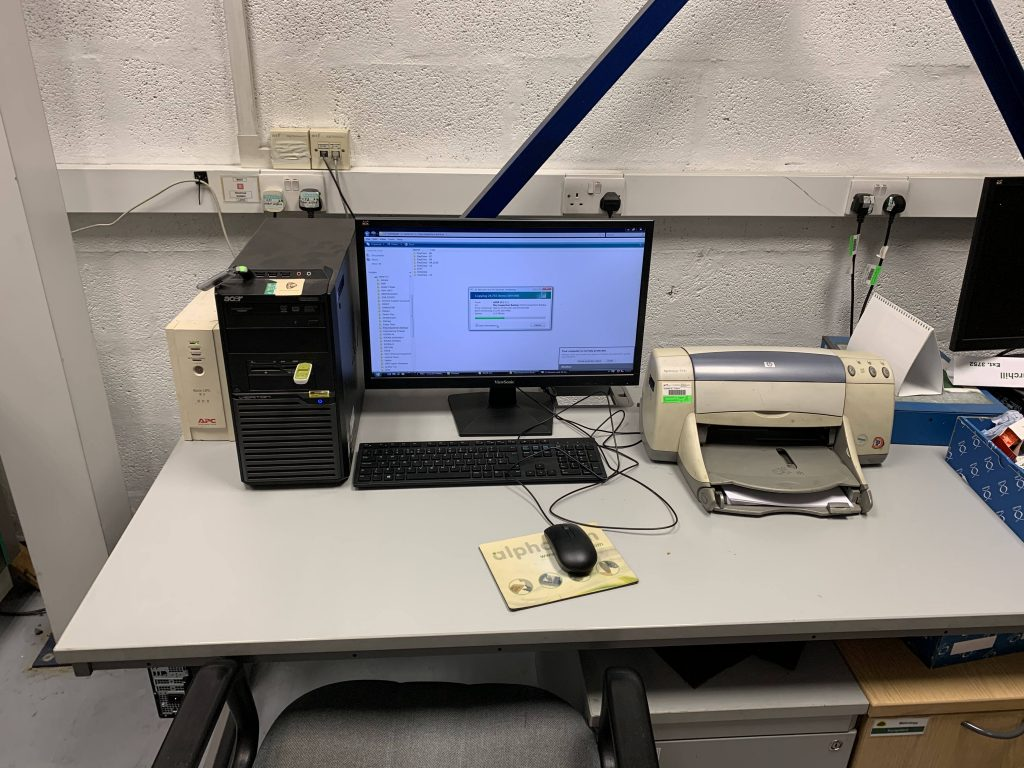 Used Metrology Equipment For Sale - Eley Truth CMM